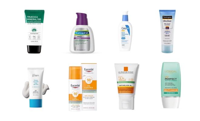 sunscreen untuk kulit berminyak